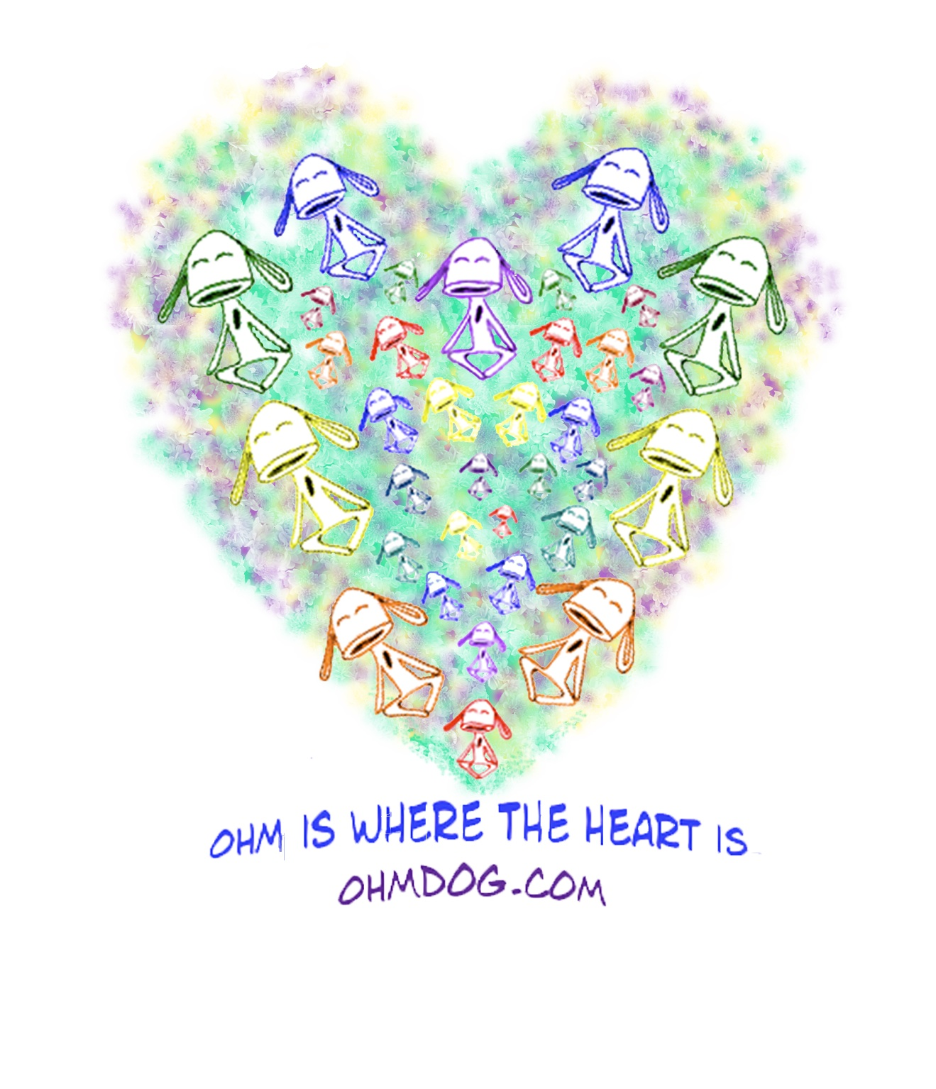 Ohm is where the heart is design