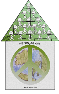resolutohm one earth one home design